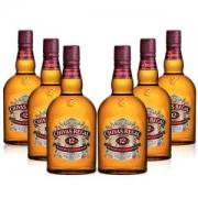 Chivas Regal 芝华士 12年威士忌 40度 500ml*6瓶 *2件