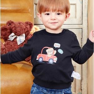 CLASSIC TEDDY 精典泰迪 儿童加绒卫衣 *2件