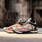 361度 X staple design联名款 Quikfoam 671916750 男士休闲鞋400元包邮(吊牌599元)