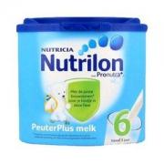 Nutrilon 诺优能 荷兰进口 婴幼儿配方奶粉6段(3岁以上) 400g*4罐