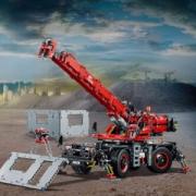 LEGO 乐高 机械组 42082 复杂地形起重机 £154.99+1.99(需用码)免费直邮到手1375元