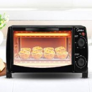 Midea 美的 T1-L101B 电烤箱 10L