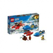 LEGO 乐高 CITY 城市系列 激流追击 126粒 60176 5-12岁