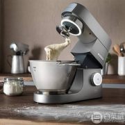 Kenwood 凯伍德 KVL8320S 钛金专业系列厨师机 1700W 国内¥8500 Prime会员免费直邮含税到手新低3902元