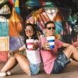 美国品牌,Stojo 便携旅行随行杯 335ml 多色新低86元包邮(需领券)