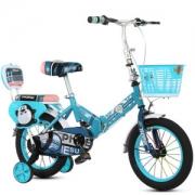 凤凰 儿童自行车 折叠童车