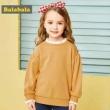 巴拉巴拉 新款女童套头卫衣 3色59元包邮(需用优惠券)
