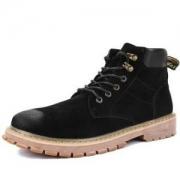 cele 策乐 M8D2Z88301 男士系带短靴 *2件286.38元包邮(需用券,合143.19元/件)