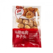 Fovo Foods 凤祥食品 马蹄鸡肉狮子头 500g *2件