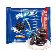 限地区: OREO 奥利奥 夹心饼干草莓味 349g x6件