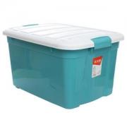 Citylong 禧天龙 塑料收纳箱 52L *5件 +凑单品139元包邮(需用券,合27.8元/件)