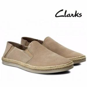 限UK6码,Clarks 其乐 Bota 男士真皮休闲一脚蹬 Prime会员凑单免费直邮