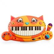 B.Toys 大嘴猫咪电子琴+凑单 157元包邮(需用券)