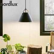 Nordlux 诺乐适 strap27 84333001 北欧风格 真皮皮带吊灯