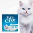 EverClean 蓝钻 美国进口 高效除臭清香猫砂 25磅120元包邮(需领券)