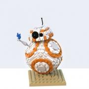 88VIP: LEGO 乐高 Star Wars 星球大战第八部 BB-875187宇航技工机器人