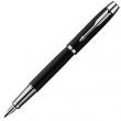 PARKER 派克 IM系列 纯黑丽雅白夹 钢笔 F尖219元,满折低至131.4元含税