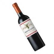 MONTES 蒙特斯 ALPHA 欧法 赤霞珠红葡萄酒 750ml 单瓶装 *5件 558元包邮(双重优惠)