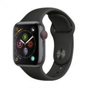 Apple 苹果 Apple Watch Series 4 智能手表(GPS+蜂窝网络、44mm、黑色运动表带) 4099元包邮4099元包邮