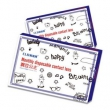 CLB 科莱博 豌豆公主 月抛隐形眼镜 6片 赠护理液+镜盒新低19元包邮(需领券)
