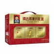 QUAKER 桂格 臻选燕麦片礼盒(红枣高铁、牛奶高钙、紫薯高纤三种口味)*2件 79.8元(需用券)79.8元(需用券)
