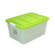 IRIS 爱丽思 AA-38 塑料收纳箱 42L *5件  134.5元包邮134.5元包邮