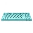 Akko 艾酷 Ducky Zero 3087 87键原厂 薄荷蓝 红轴机械键盘 309元包邮(需用券)309元包邮(需用券)