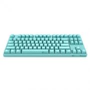 Akko 艾酷 Ducky Zero 3087 87键原厂 薄荷蓝 红轴机械键盘 309元包邮(需用券)