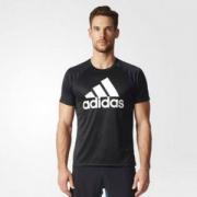 adidas 阿迪达斯 D2M TEE LOGO 短袖T恤