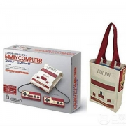 Nintendo 任天堂 怀旧款 迷你游戏机 附托特包+特典明信片 Prime会员免费直邮到手555.49元
