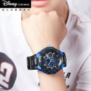 Disney 迪士尼 DC-55027 星球大战运动款 儿童手表 赠文具套餐+电池
