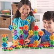 限Prime会员,Learning Resources 建筑齿轮玩具*2件 297.7元包邮