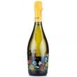 CAVICCHIOLI 卡维留里 意大利之花 起泡葡萄酒 甜型 750ml *4件136元包邮(236-100)