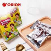 ORION 好丽友 蘑古力休闲零食饼干棒巧克力 50g*5盒