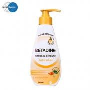 Betadine 天然麦卢卡蜂蜜沐浴露 500ml 抗菌保湿¥39