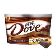 Dove 德芙 丝滑巧克力碗装 252g/碗装 39.9元