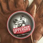 Uppercut 拳击手 Deluxe Pomade 持久定型水基发油 100g*2罐 Prime会员免费直邮含税