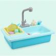 知识花园 儿童电动洗碗槽 蓝色  59元包邮59元包邮
