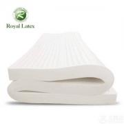 Royal Latex 泰国原装进口天然乳胶床垫 5*180*200CM 送2个乳胶枕