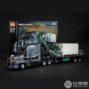 LEGO 乐高 Technic 科技系列 42078 马克卡车 £95.99+£1.99(下单8折)