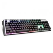 CoolerMaster 酷冷至尊 CK551 RGB机械键盘 茶轴