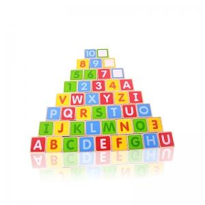 Wonderworld 英文字母积木玩具