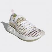 Prime会员:Adidas 阿迪达斯 NMD R1 女子运动休闲鞋 B43838