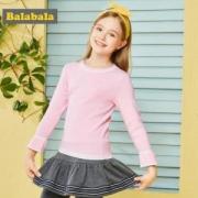 balabala 巴拉巴拉 女童针织衫 *2件119.2元包邮(合59.6元/件)