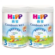 HiPP 喜宝 益生元系列 婴幼儿配方奶粉 3段 800g 2罐  552元包邮552元包邮