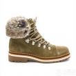 Prime会员,18年冬季新款 Sam Edelman Bowen 女士毛绒系带短靴 G0251L新低458.4元包邮包税(PRIME会员8折)