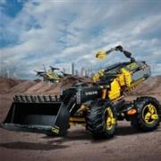 LEGO 乐高 Technic科技系列 42081 沃尔沃概念式装载机