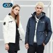 Discovery 情侣款城市户外 三合一冲锋衣/户外风衣 两件套399元包邮(双重优惠)