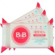 B&B 保宁 婴儿洗衣皂 洋槐香香型 200g*3 *5件 115.2元包邮(5件8折,合23.04元/件)