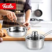菲仕乐(Fissler)        汤锅煎锅不锈钢套装(14cm奶锅+16cm煎锅)